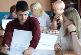 Старт  дополнительной общеобразовательной программы «Школа проектирования»