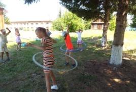 Вот и закончилась летняя оздоровительная смена в лагере «Сказка»