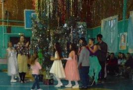 праздничное Новогоднее представление